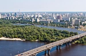 Полет над Киевом, 1 час