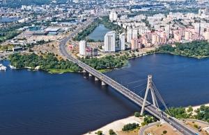 Полет над Киевом, 25 мин