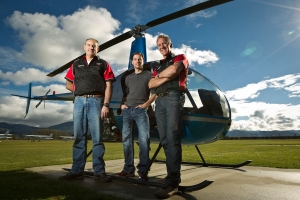 Мастер класс: пилот вертолета